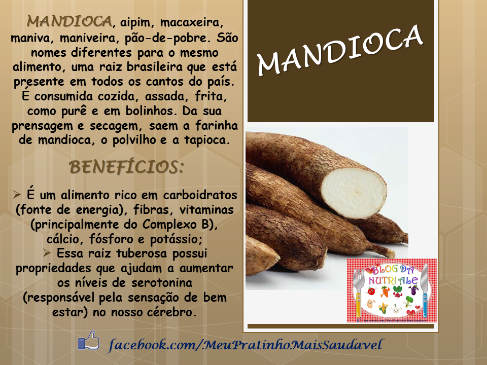 Beneficios da Mandioca 2