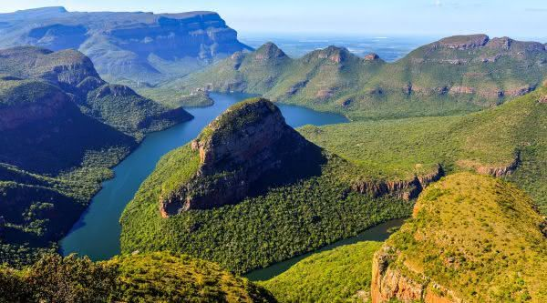 Blyde River Canyon – África do Sul