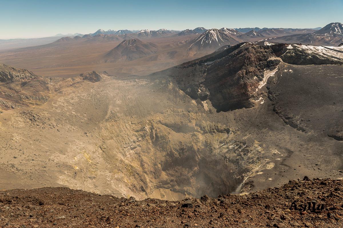 Vulcão Lascar 3