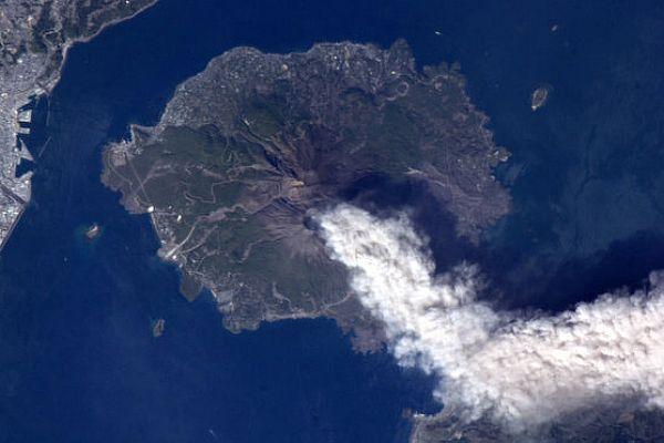 Vulcão Sakurajima 3