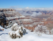 Grand Canyon no Inverno 1