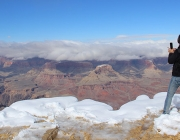 Grand Canyon no Inverno 2