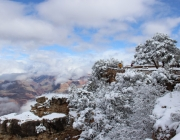 Grand Canyon no Inverno 3