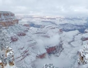 Grand Canyon no Inverno 5