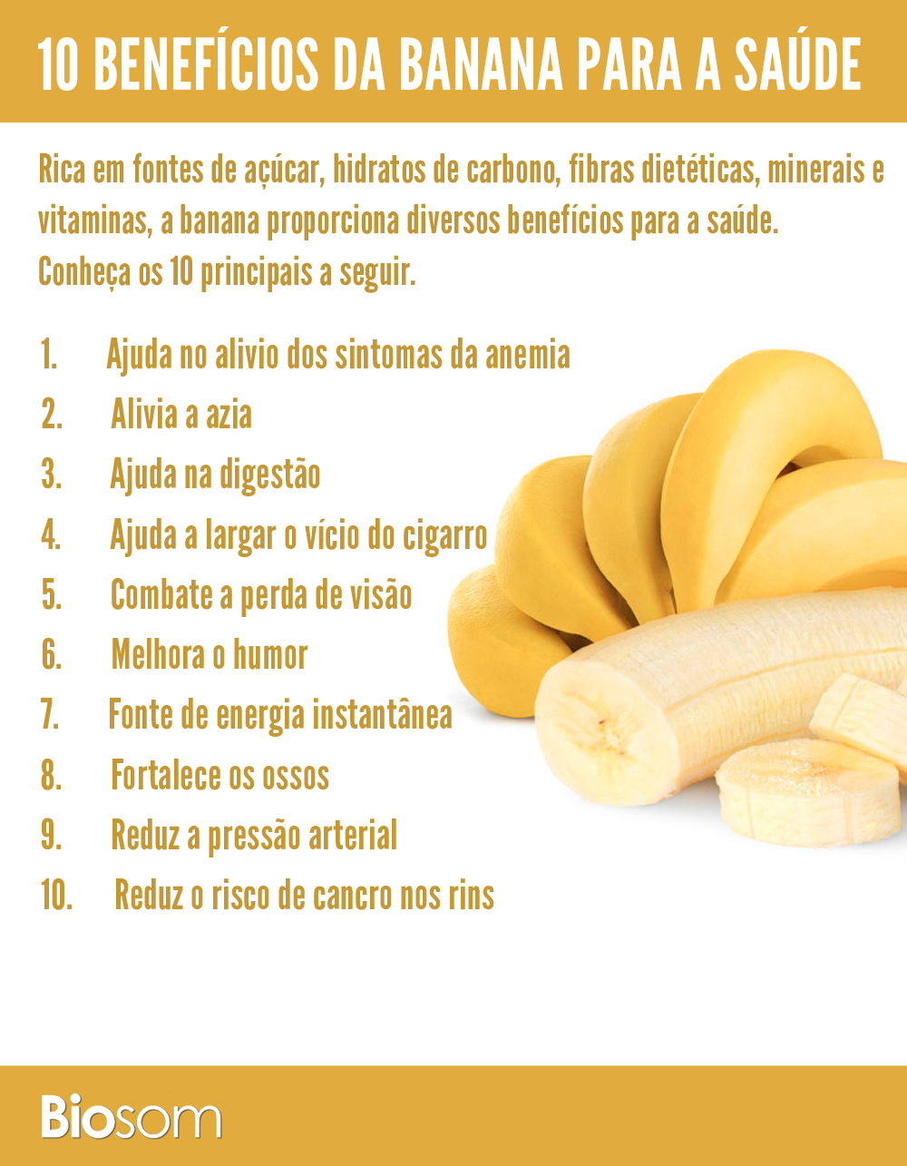 Nutrientes da Banana 4