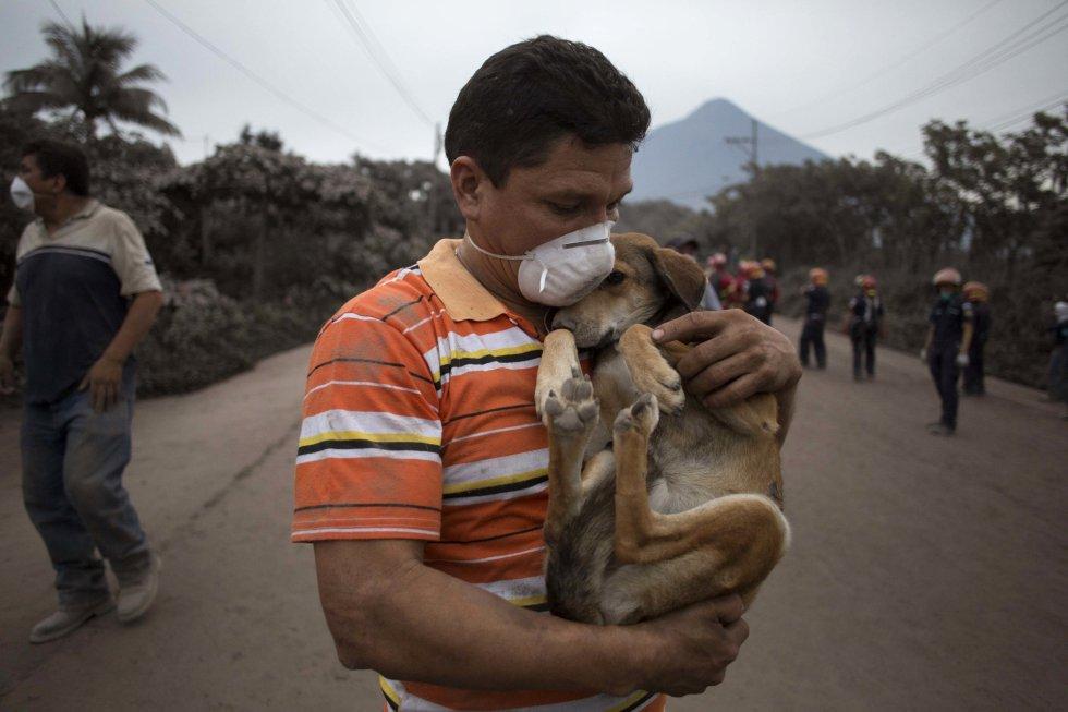 O Poder do Vulcão do Fogo na Guatemala 4