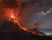 O Vulcão Vesúvio 4