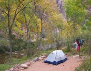 Parque Nacional Bright Angel Campground 5