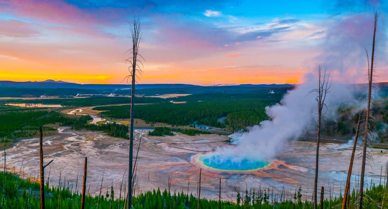Parque Nacional de Yellowstone 3