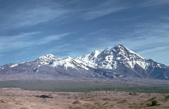 Vulcão Shiveluch 4