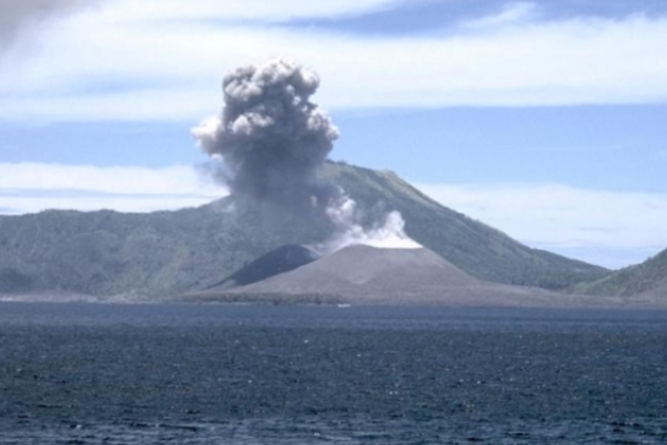 Vulcão Tavurvur 6