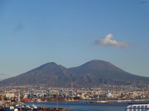 Vulcão Vesúvio 3