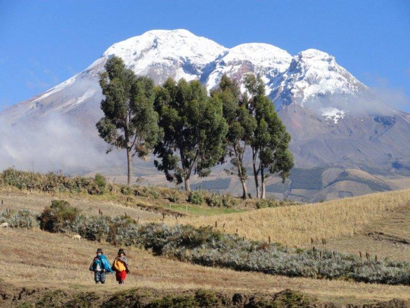 Vulcões do Equador 4