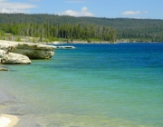 Yellowstone Lake 5