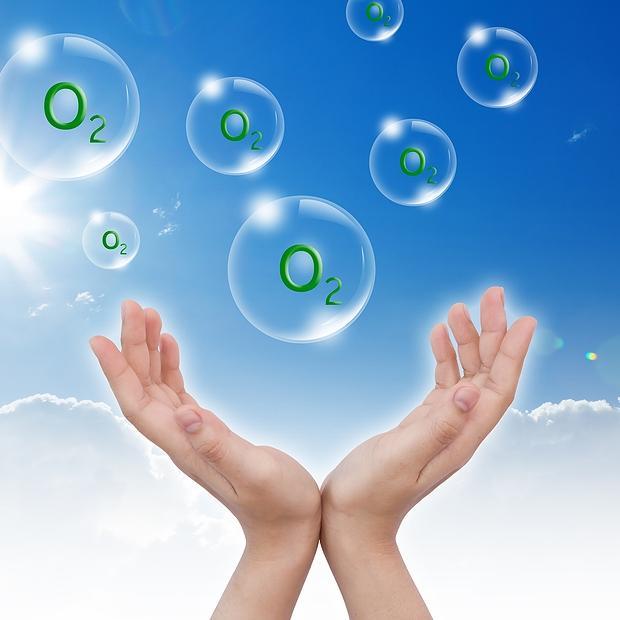 Oxigênio: O Ar que Respiramos