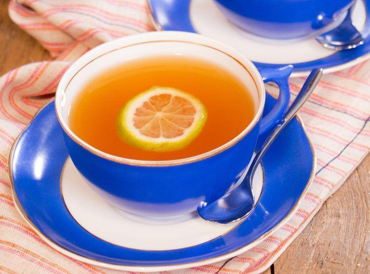 Chá Aromatizado