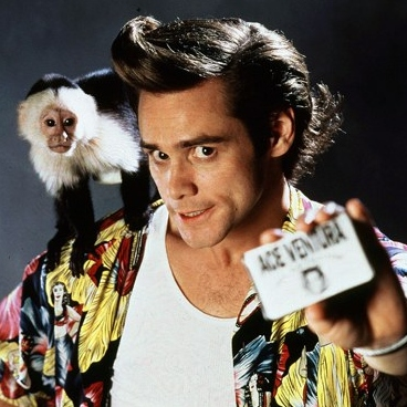 Macaco do Ace Ventura