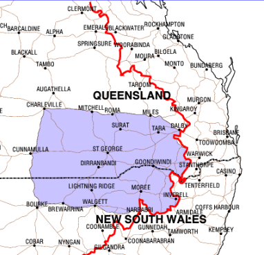 Queensland New South Wales