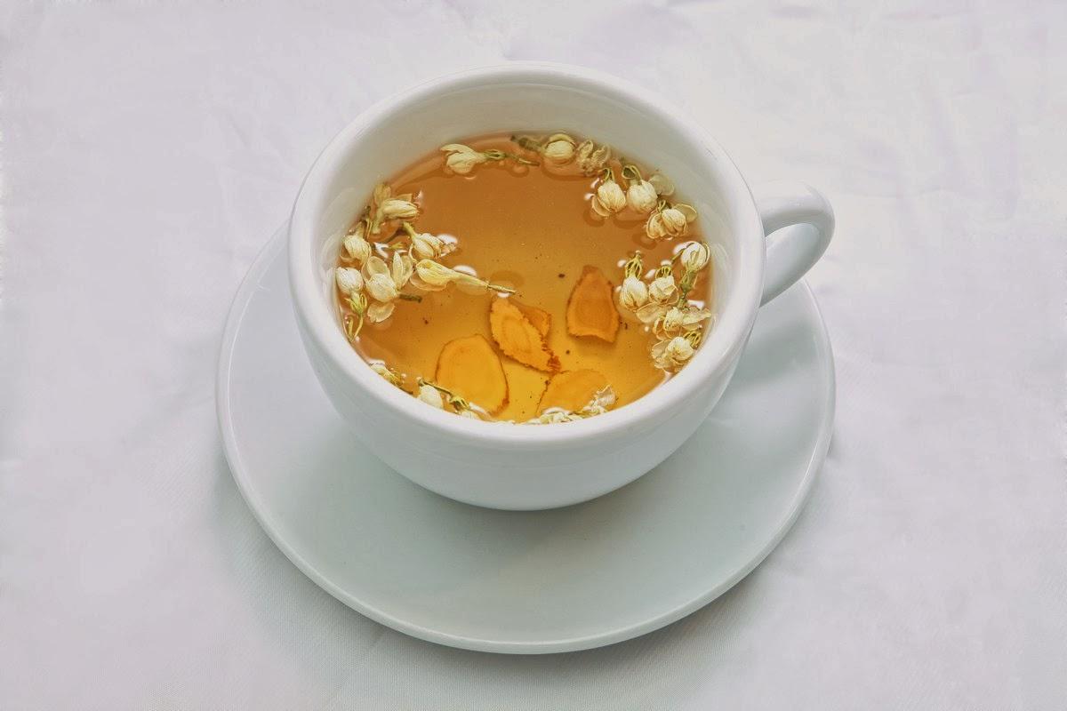 Chá de Jasmim Medicina Chinesa